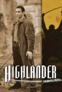Cover Highlander, Poster