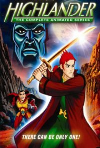 Highlander: The Animated Series Cover, Online, Poster