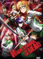 Cover Highschool of the Dead, Poster Highschool of the Dead