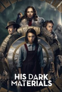 Poster, His Dark Materials Serien Cover