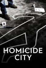 Cover Homicide City, Poster Homicide City