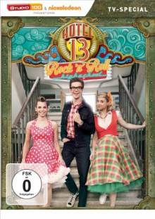 Hotel 13, Cover, HD, Stream, alle Folgen
