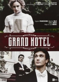 Poster, Hotel Imperial Serien Cover