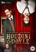 Cover Houdini and Doyle, Poster Houdini and Doyle