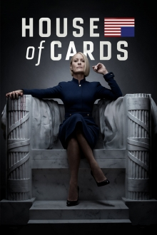 House of Cards, Cover, HD, Stream, alle Folgen