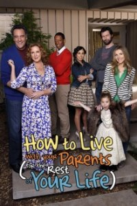 How to Live with Your Parents Serien Cover
