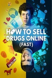 Poster, How to Sell Drugs Online (Fast) Serien Cover
