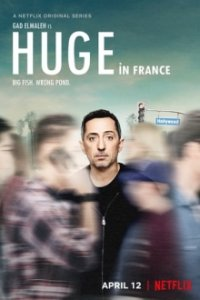 Poster, Huge in France Serien Cover