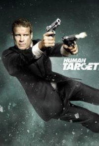 Cover Human Target, Poster