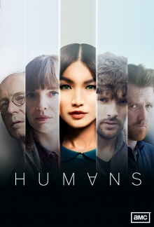 Humans, Cover, HD, Serien Stream, ganze Folge