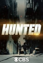Cover Hunted – Jagd durch die USA, Poster Hunted – Jagd durch die USA