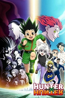 Hunter x Hunter (2011), Cover, HD, Serien Stream, ganze Folge