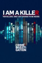 Cover I Am a Killer, Poster I Am a Killer