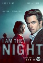 Cover I Am the Night, Poster I Am the Night