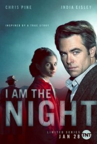 Poster, I Am the Night Serien Cover