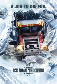 Poster, Ice Road Truckers Serien Cover
