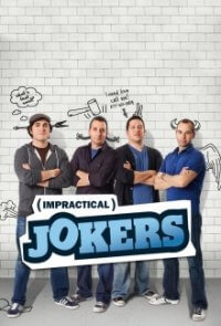 Cover Impractical Jokers – Die Lachflasher!, TV-Serie, Poster