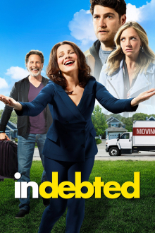 Indebted, Cover, HD, Serien Stream, ganze Folge