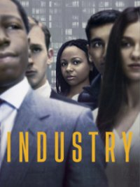 Poster, Industry Serien Cover