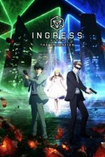 Cover Ingress the Animation, Poster Ingress the Animation