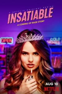 Cover Insatiable, Poster Insatiable