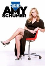 Cover Inside Amy Schumer, Poster Inside Amy Schumer