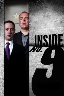 Inside No. 9 Cover, Poster, Inside No. 9 DVD