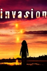 Poster, Invasion Serien Cover