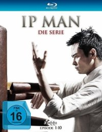 Cover Ip Man - Die Serie, Ip Man - Die Serie