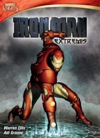 Poster, Iron Man: Extremis Serien Cover