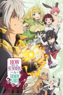Isekai Maou to Shoukan Shoujo no Dorei Majutsu, Cover, HD, Stream, alle Folgen