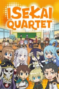 Cover Isekai Quartet, Isekai Quartet