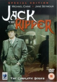 Poster, Jack the Ripper (1988) Serien Cover
