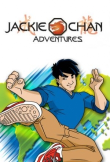 Jackie Chan Adventures, Cover, HD, Stream, alle Folgen