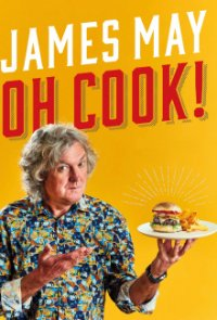 Poster, James May: Oh Cook! Serien Cover
