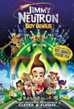Cover Jimmy Neutron, Poster Jimmy Neutron