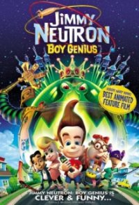 Cover Jimmy Neutron, TV-Serie, Poster