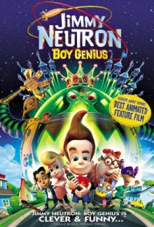 Jimmy Neutron, Cover, HD, Stream, alle Folgen