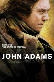 Cover John Adams, TV-Serie, Poster