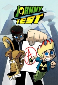 Johnny Test, Cover, HD, Serien Stream, ganze Folge
