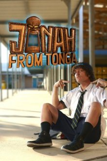 Cover Jonah from Tonga, TV-Serie, Poster