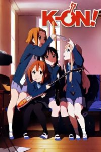 Poster, K-ON! Serien Cover
