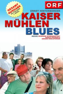 Cover Kaisermühlen Blues, Poster