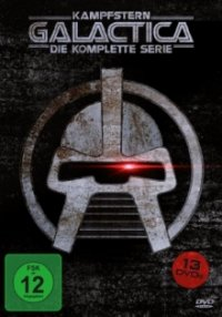 Poster, Kampfstern Galactica Serien Cover