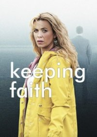 Poster, Keeping Faith Serien Cover