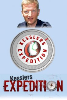 Poster, Kesslers Expedition Serien Cover
