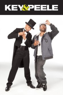Cover der TV-Serie Key & Peele
