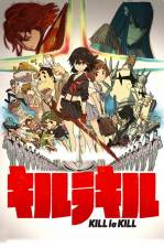 Cover Kill La Kill, Poster, Stream