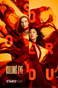 Killing Eve Cover, Poster, Killing Eve DVD