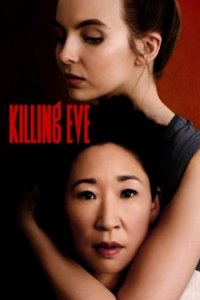 Poster, Killing Eve Serien Cover